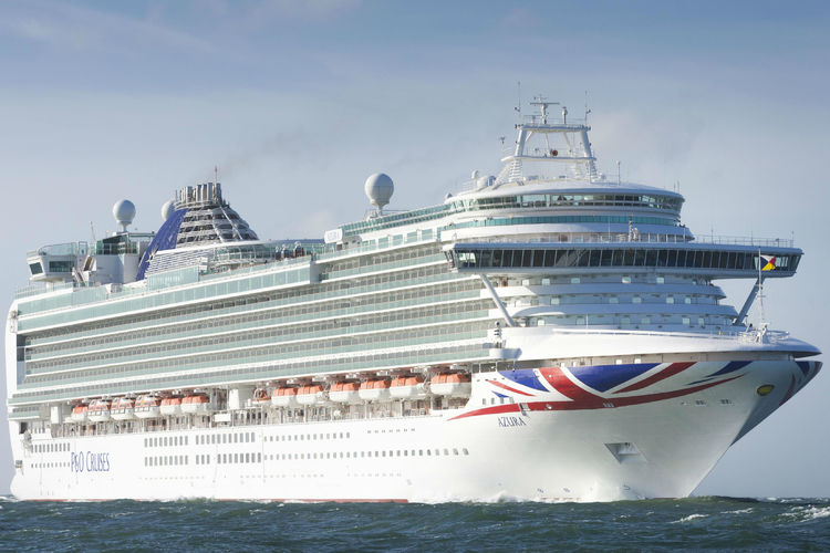 P&O extends cruise cancellations into November