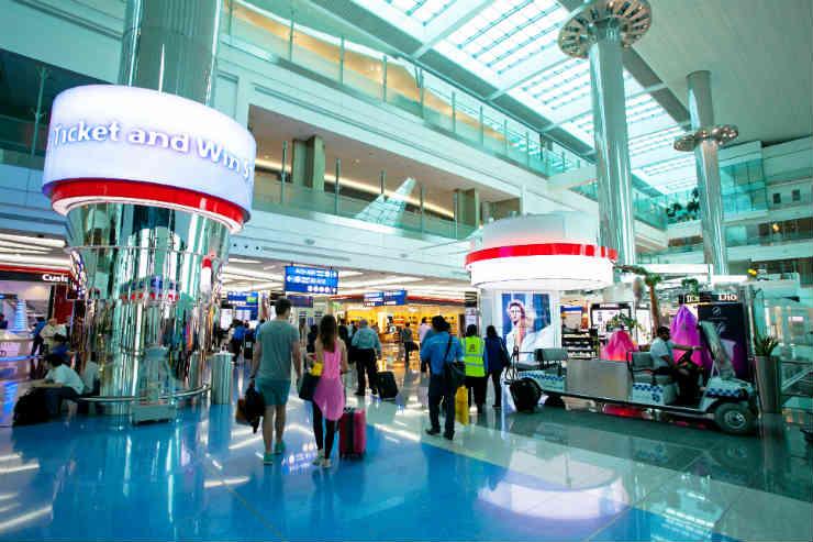Dubai International airport will soon be seeing more passengers
