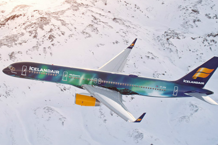 Icelandair introduces three new US routes