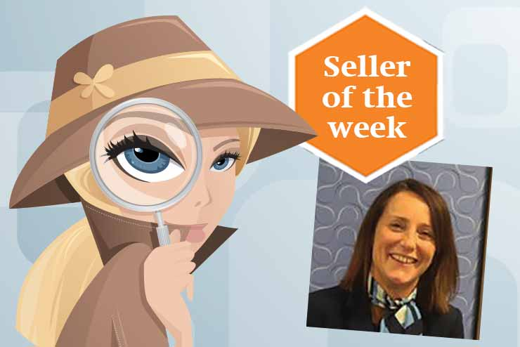 Seller of the week: Sue Ballard, Thomson