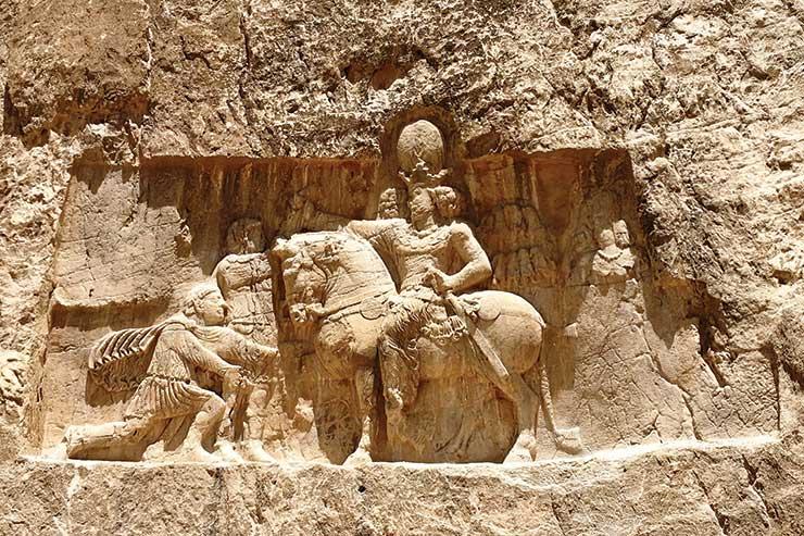 Necropolis of Naqsh-e Rustam, Persepolis