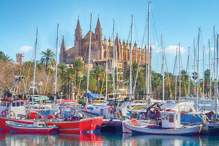 Majority of Palma hotels will be open by August