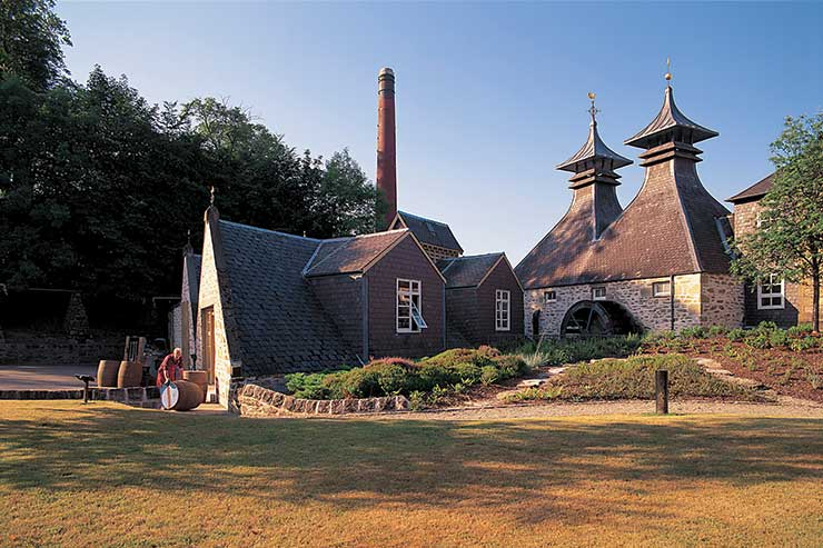Visit Scotland arts and crafts house
