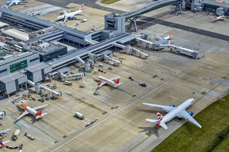 Dozens of cars unreachable at Gatwick after parking firm 'closes down'