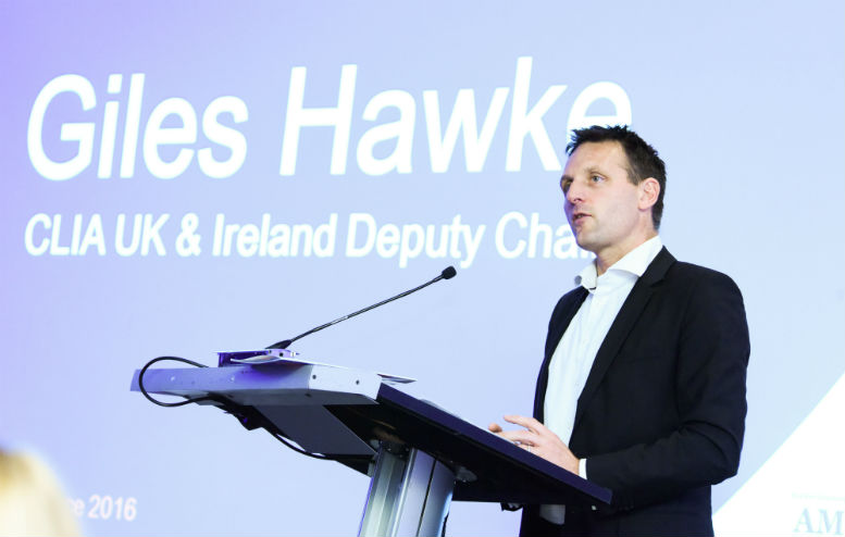 Clia River Conf 17: Giles Hawke urges agents 'to only sell Clia members'