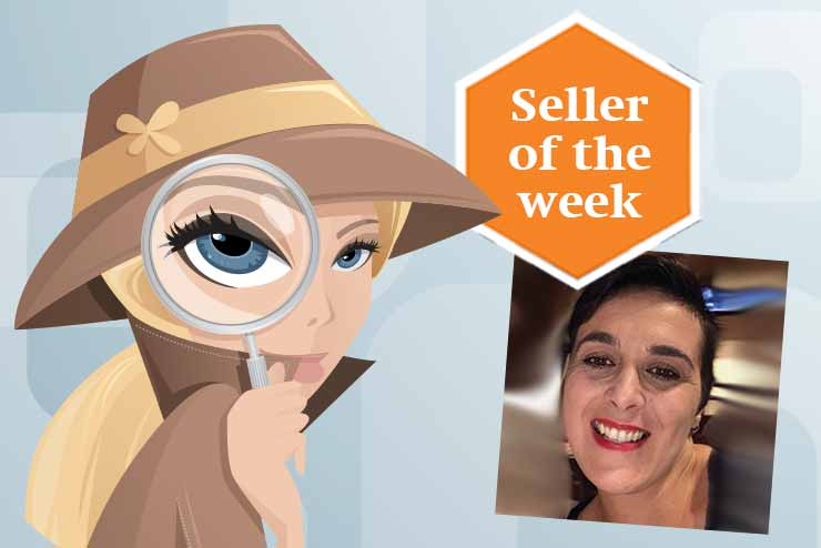 Seller of the week: Marissa King-Harris