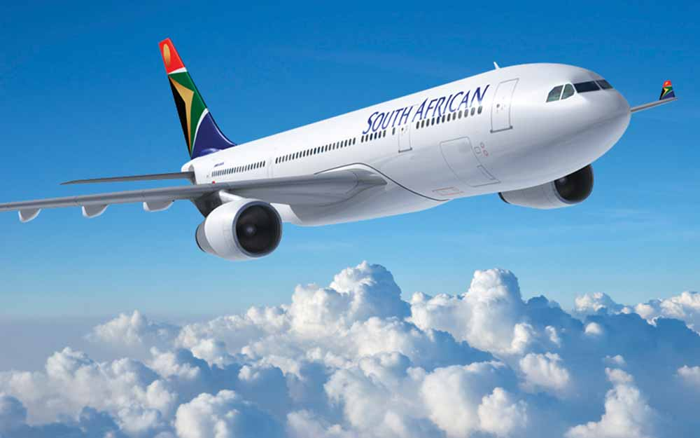 Award-winning airline