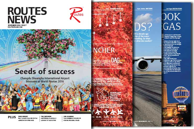 Read Routes News 7 online