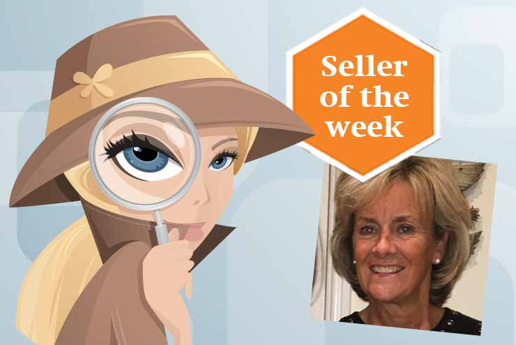 Seller of the week: Jeni Conetta, STA Travel