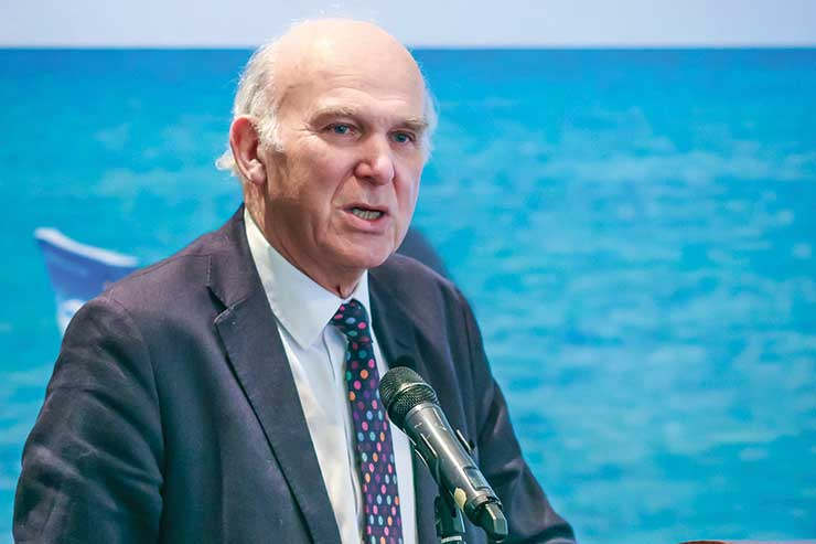 Vince Cable to address Aito conference on Brexit