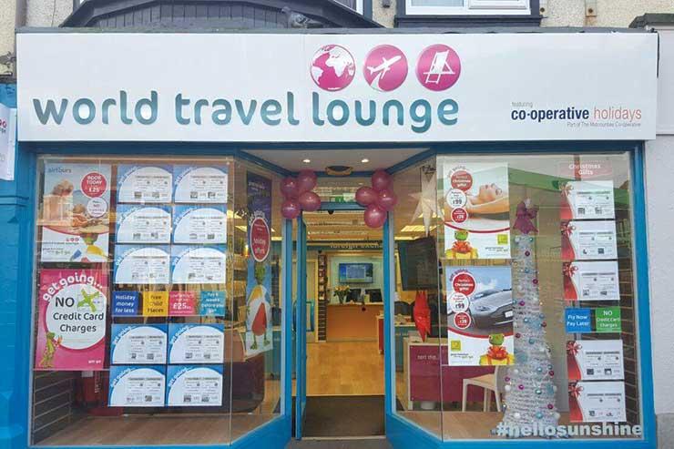 World Travel Lounge