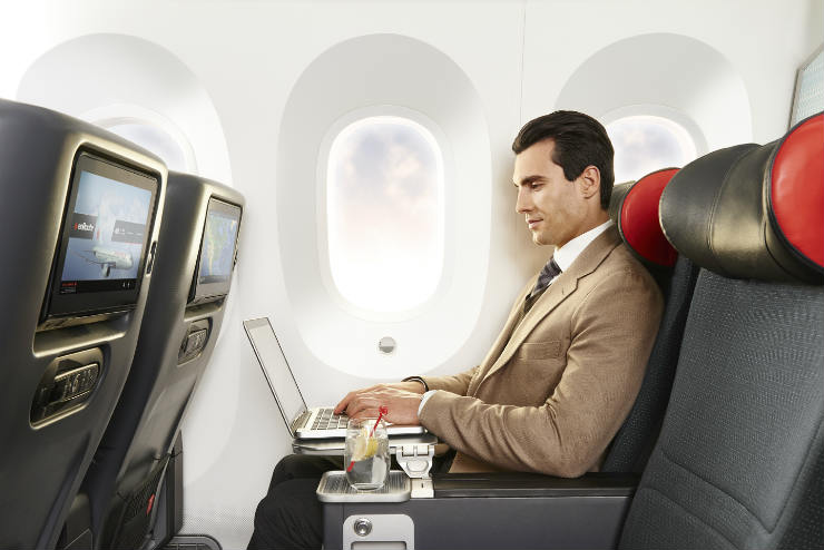 Win flights with Air Canada