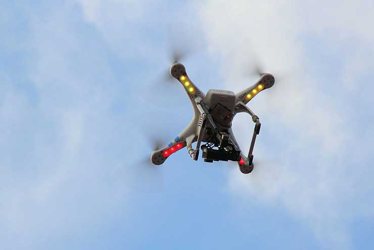 Police probe East Midlands airport drone disruption