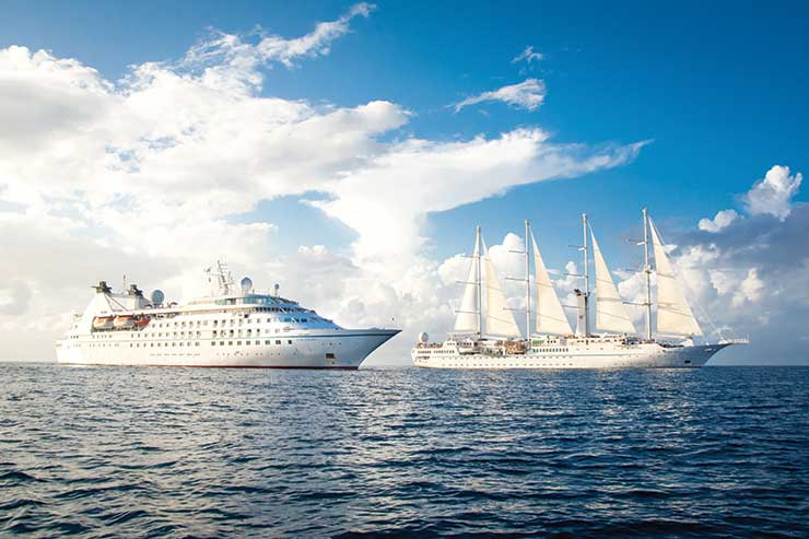 Windstar has cancelled all remaining 2020 departures