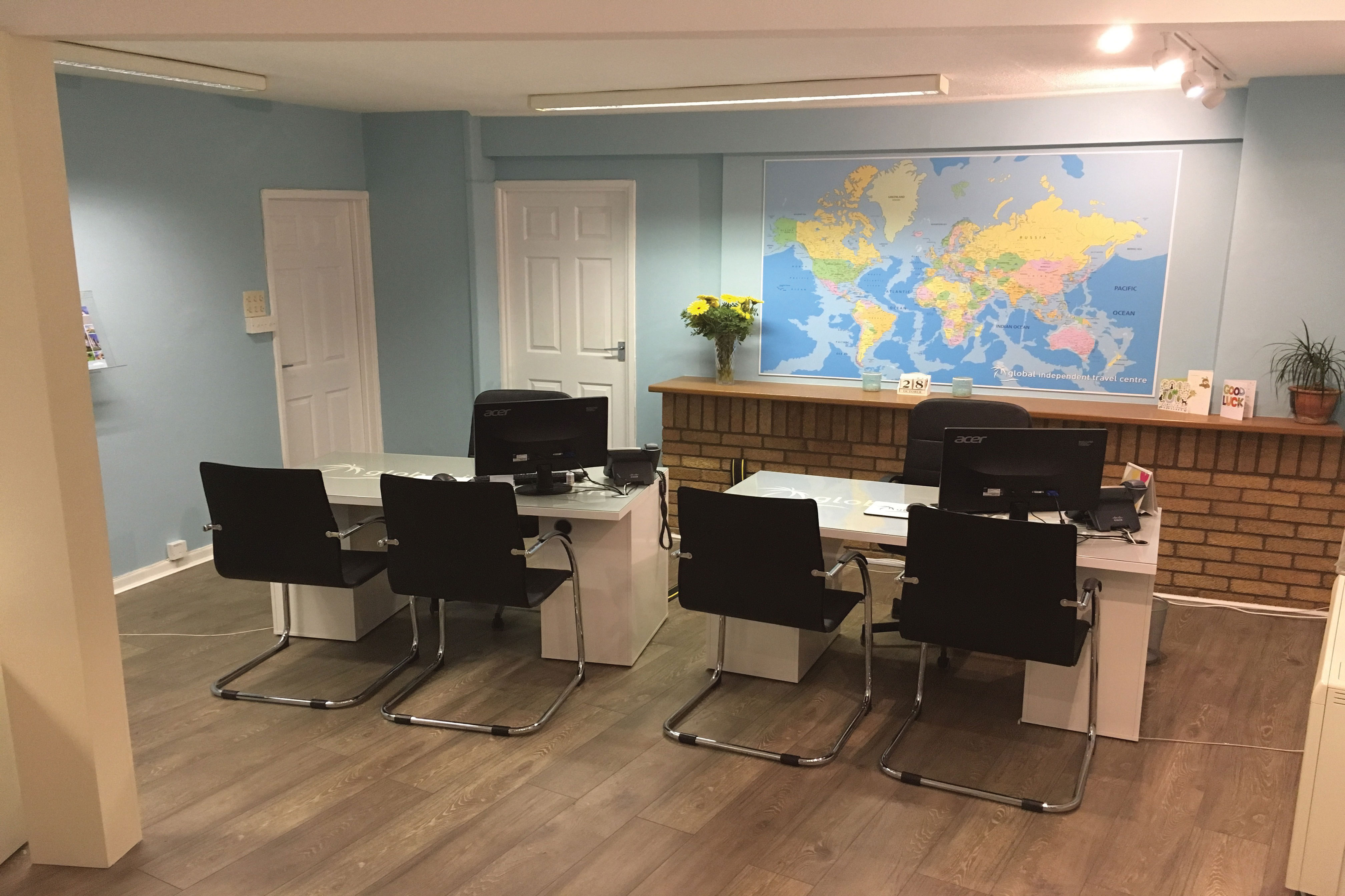Queen of shops: Lisa Weakley opens second Global Independent Travel Centre