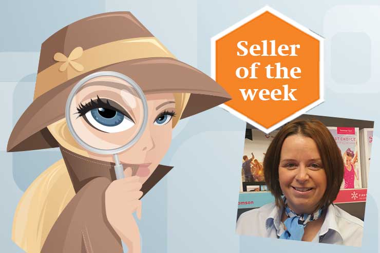 Mystery Shopper's seller of the week: Louisa Humphreys, Thomson