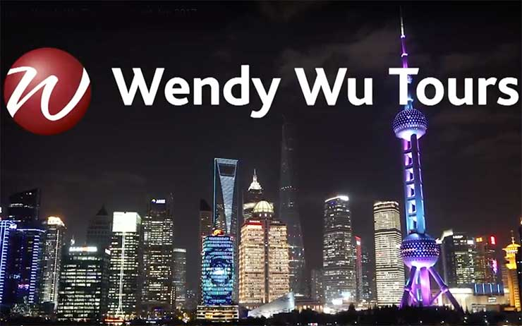 Wendy Wu TV spot