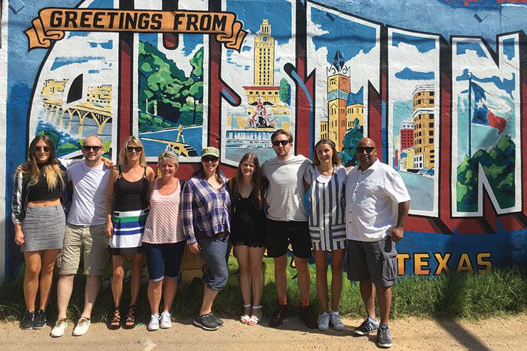 Fam in Five Minutes: Austin & Fredericksburg, Texas