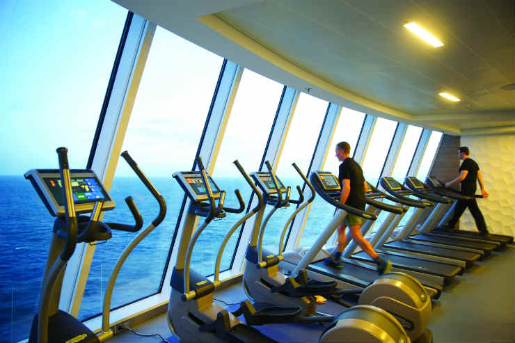 Cruising to a new you: Keeping fit and healthy afloat