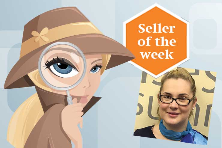 Mystery Shopper's seller of the week: Charlotte Broughton, Holiday Travel Ltd
