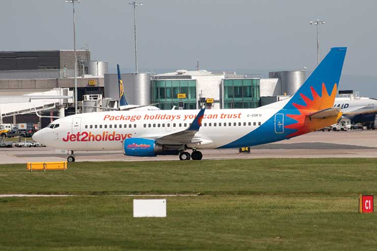 Jet2 Conf: Boss Heapy rules out launching long-haul programme
