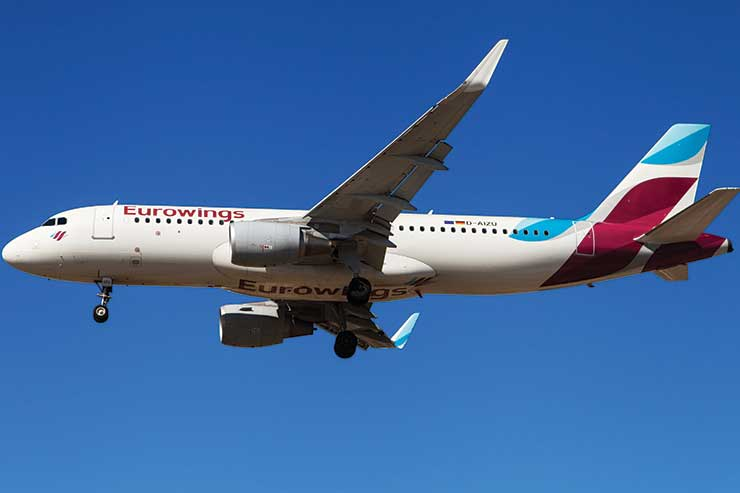 Eurowings to launch UK-Majorca flights
