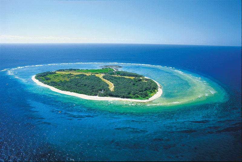 Heron Island and Lady Elliot Island, Queensland