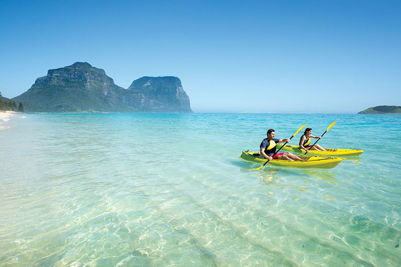 Offshore adventures: Exploring Australia's islands