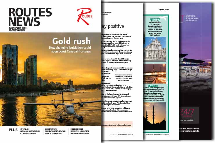 Read Routes News 1, 2017