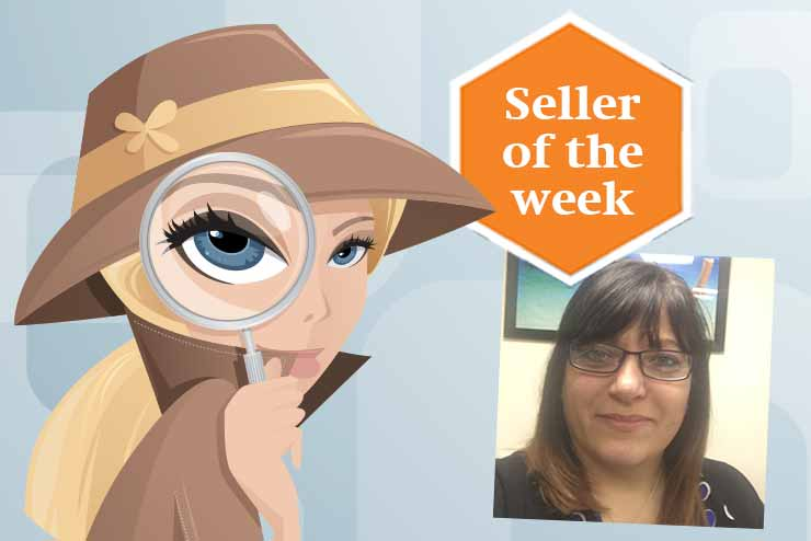 Seller of the week: Sharon McLoughlin