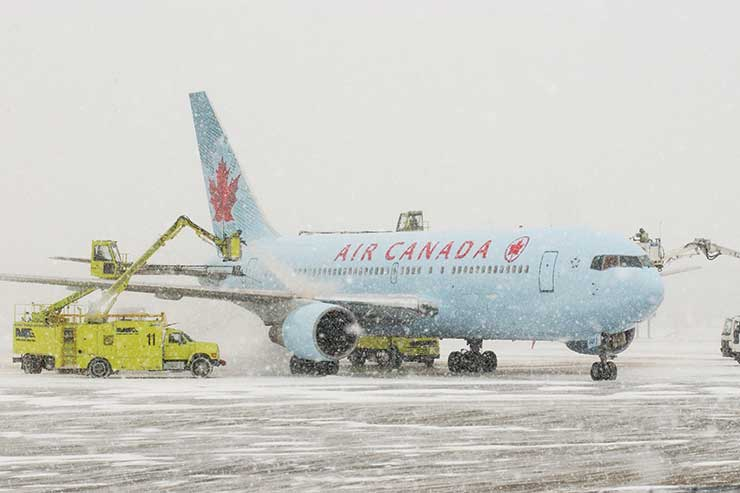 Air Canada in numbers