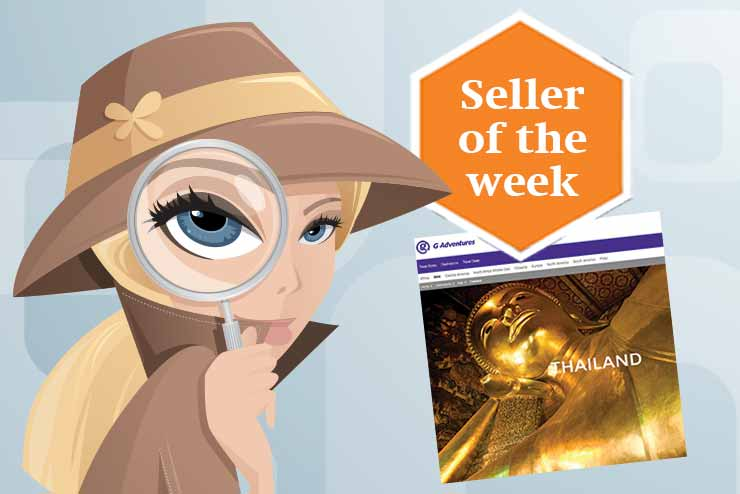 Seller of the Week: G Adventures