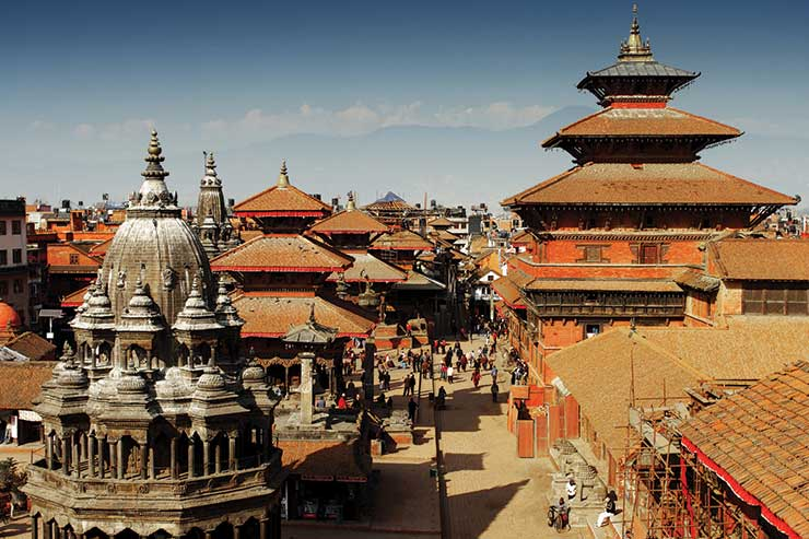 Nepal stirs into action with trade show in Kathmandu