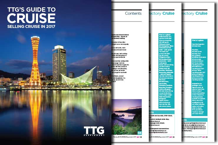 Guide to Selling Cruise 2017