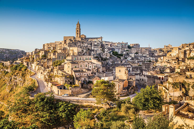 Touring in Puglia in a new era of travel