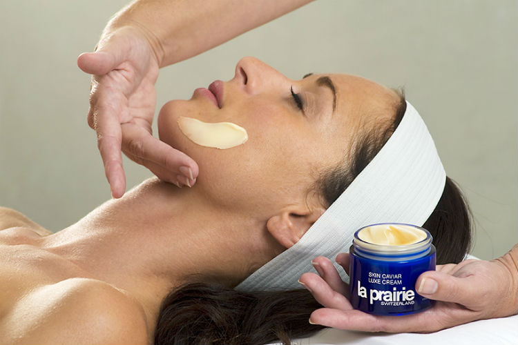 La Prairie treatment