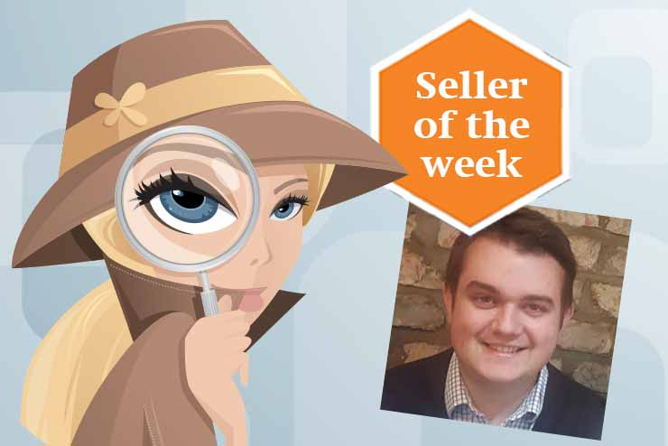 Seller of the week: Sam Sullivan, Quartz Travel