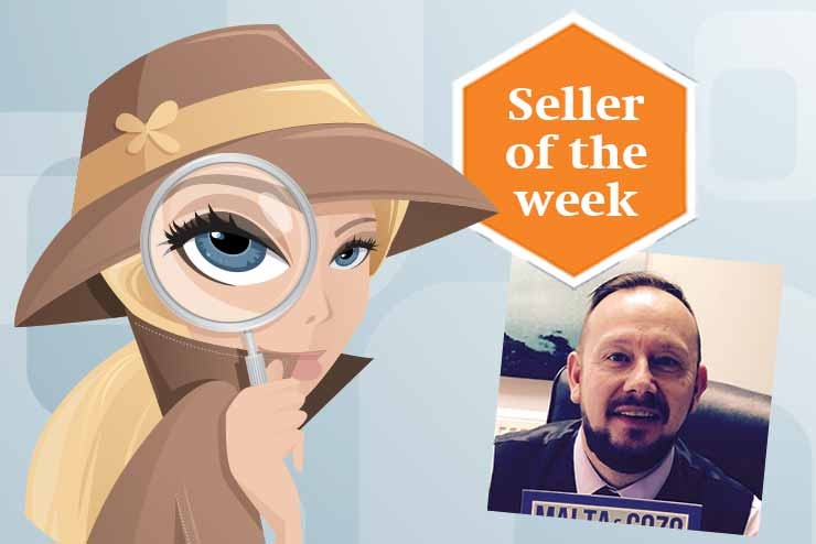 Seller of the week: Jeff Watts, Regal Travel