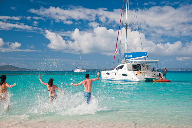'Clients are keen to get back to their sailing and adventure holidays'