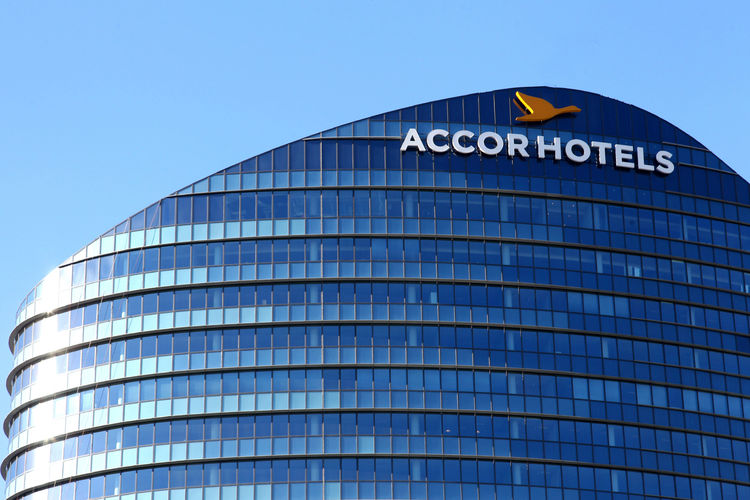AccorHotels benefits from 'brisk' UK sales