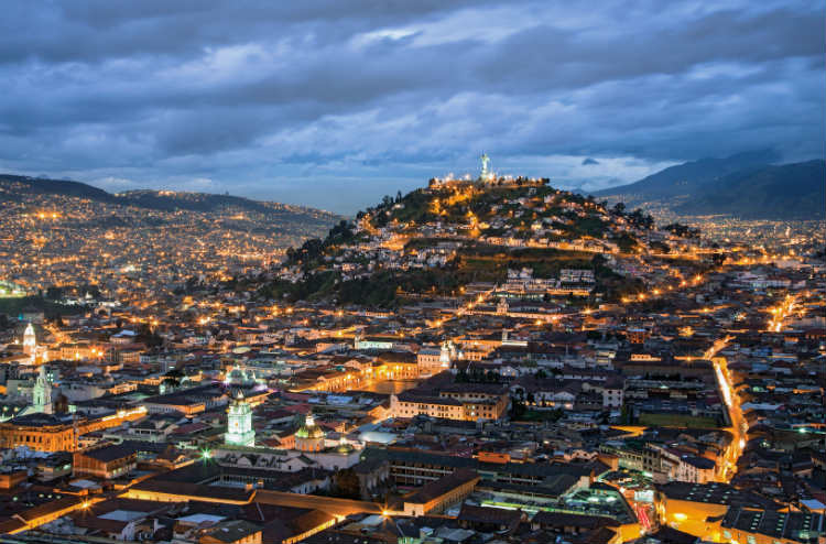 Ecuador ripe for low cost carrier revolution