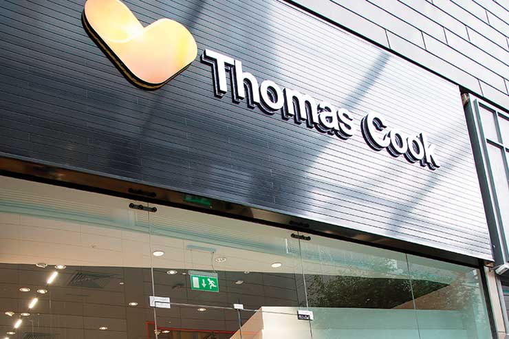 Thomas Cook 'not planning major changes to operating model'
