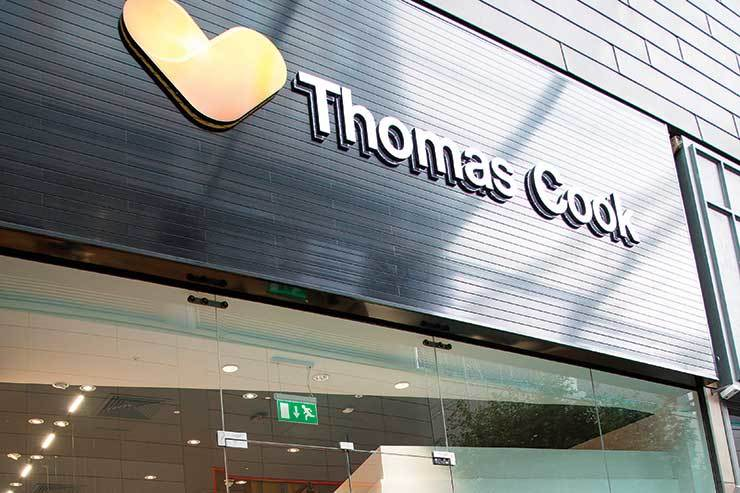 Thomas Cook Westfield Stratford City