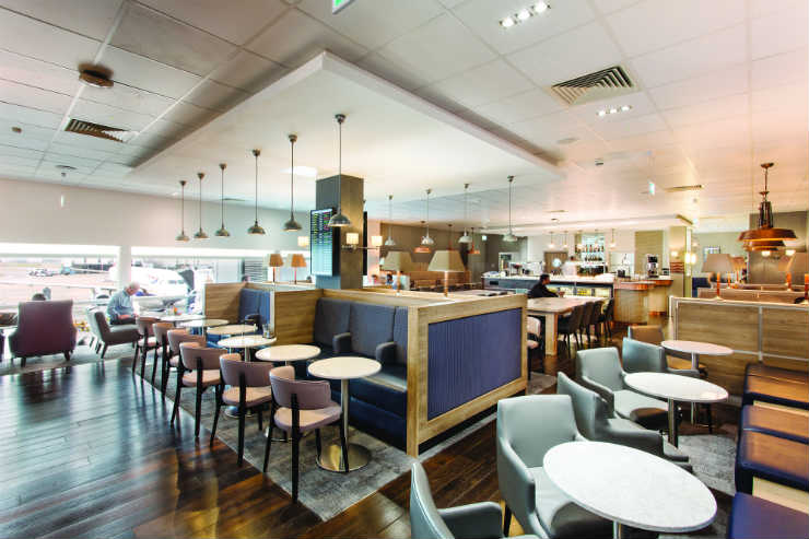 Club Aspire: Heathrow's latest lounge for high-flyers