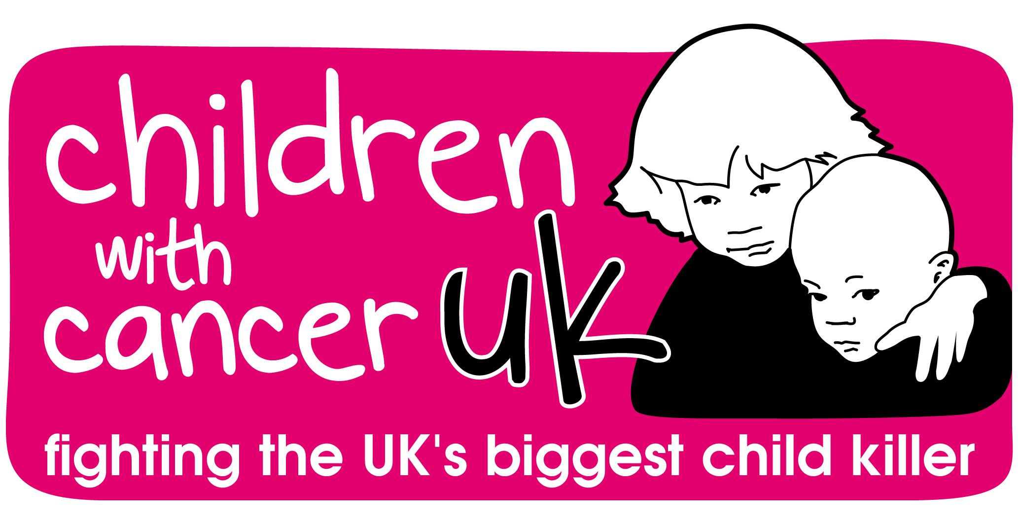 TTG Top 50 chosen charity - Children with Cancer UK