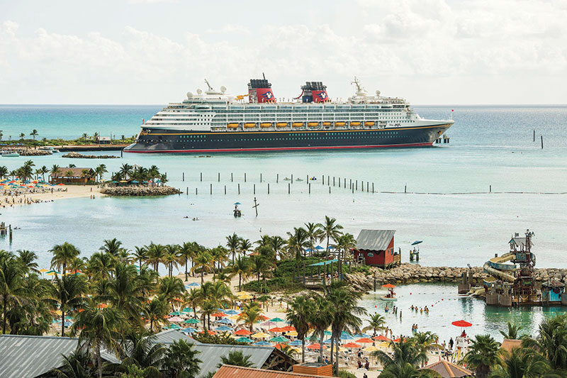 Disney Cruise Line extends suspensions into December