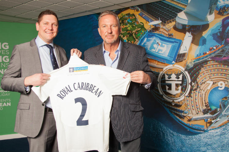 Royal Caribbean continues Durham cricket deal