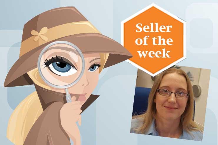 Seller of the week: Sara Richards, Eastgate Travel
