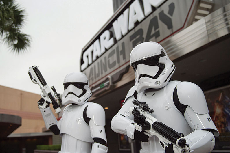 Feeling the Force of Disney's latest attractions