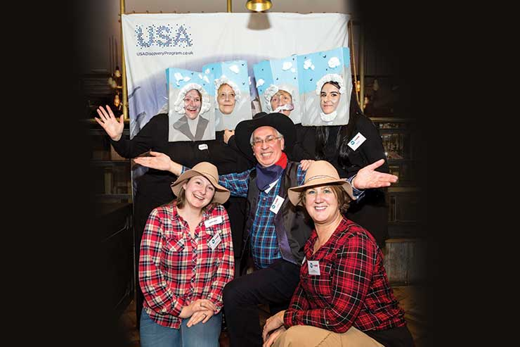 Three quiz champs book their places on USA MegaFam